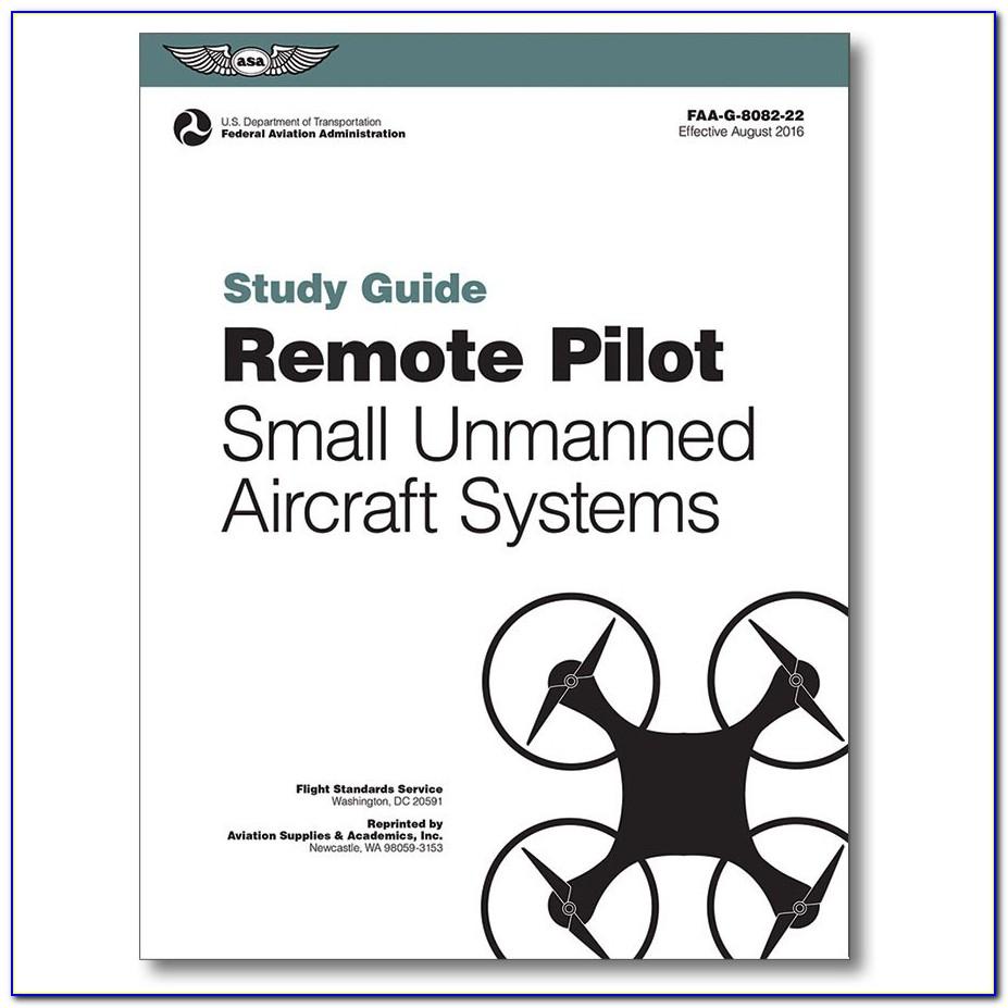 Remote Pilot Airmen Certificate