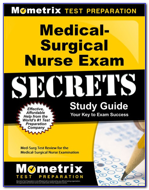 Rn Med Surg Certification Study Guide