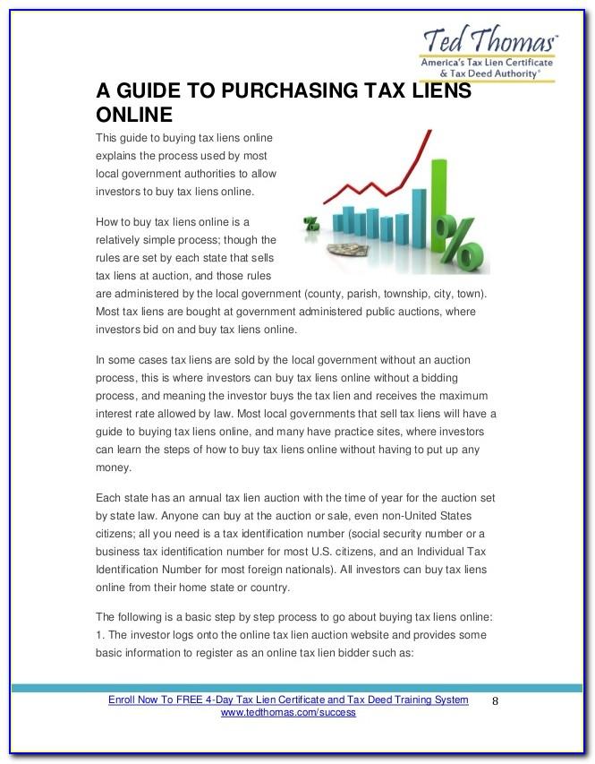 Sales Tax Certificates Florida