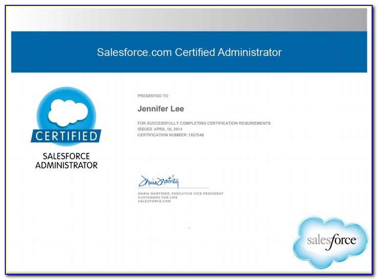Salesforce Admin Certification Dumps 2020