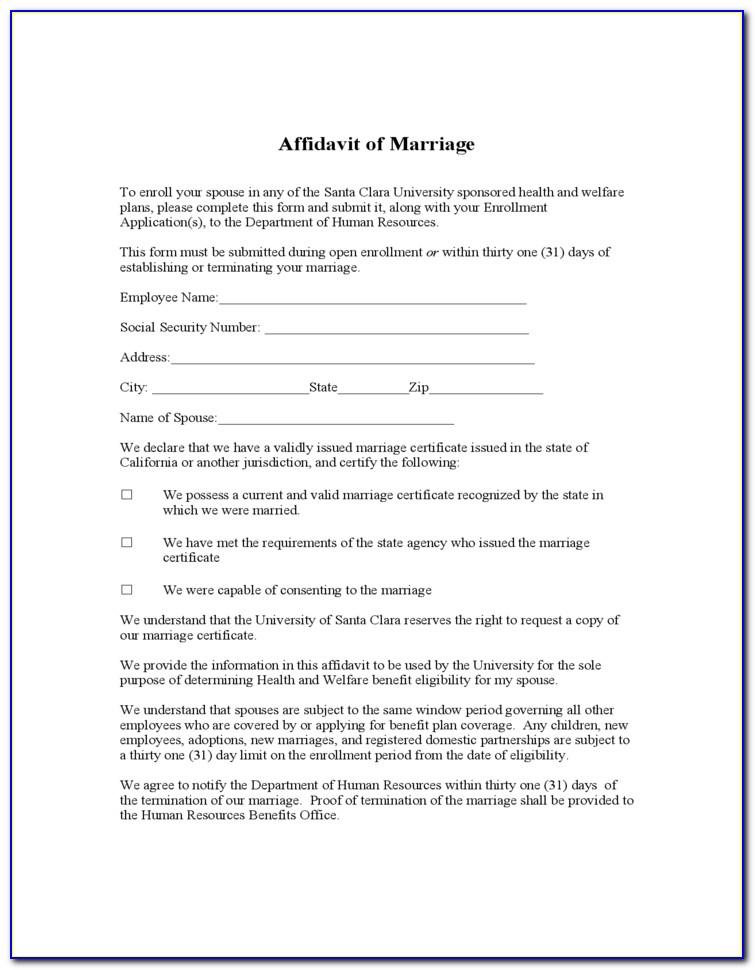 Santa Clara County Marriage License Coronavirus