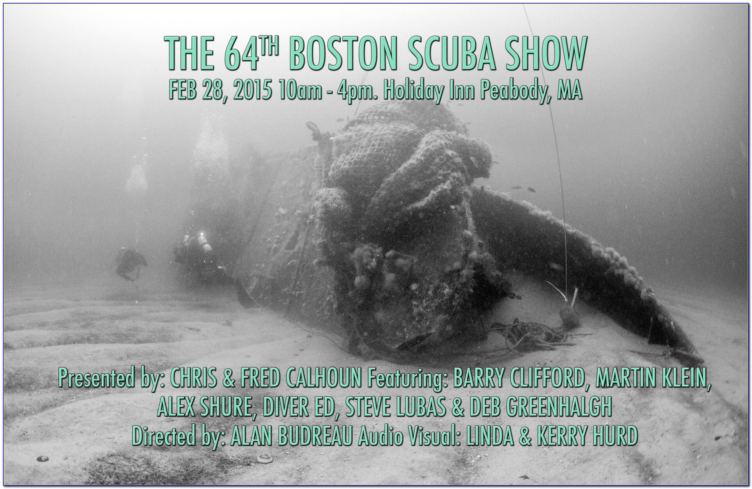 Scuba Diving Certification Boston