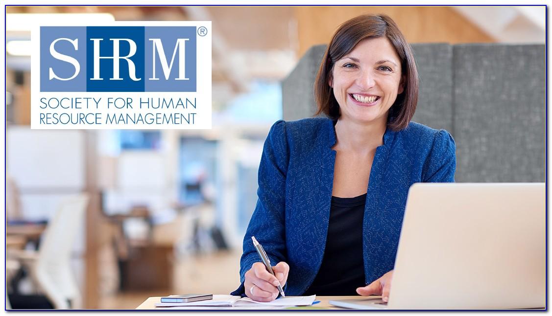 Shrm Certification Courses Online