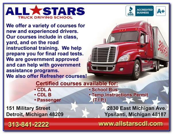 State Of Alabama Cdl Self Certification