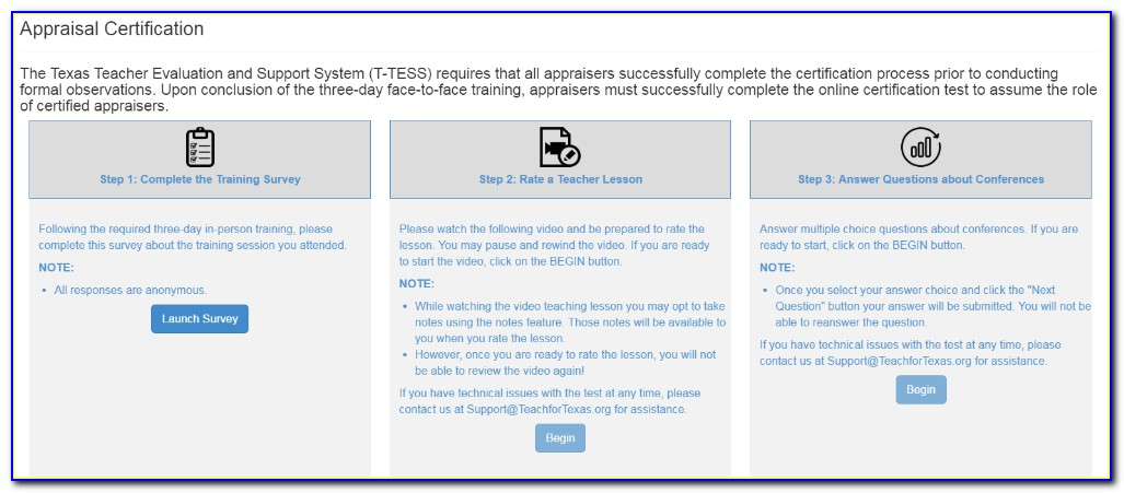 T Tess Certification Test Answers