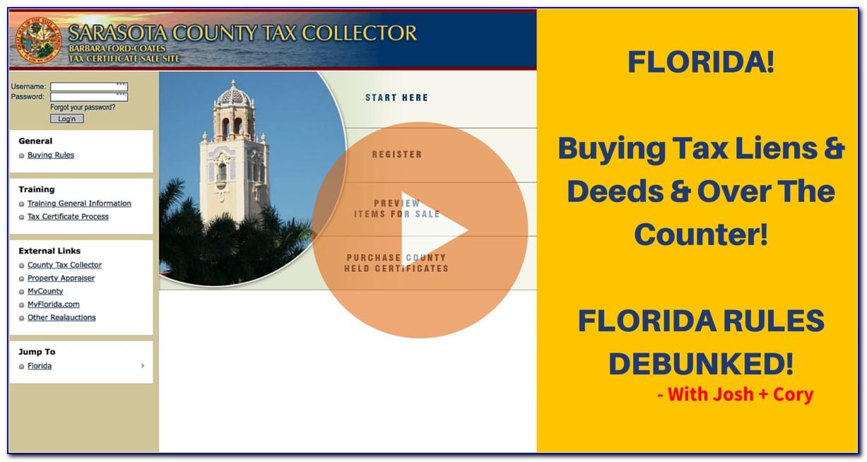 Tax Lien Certificates Orlando Florida