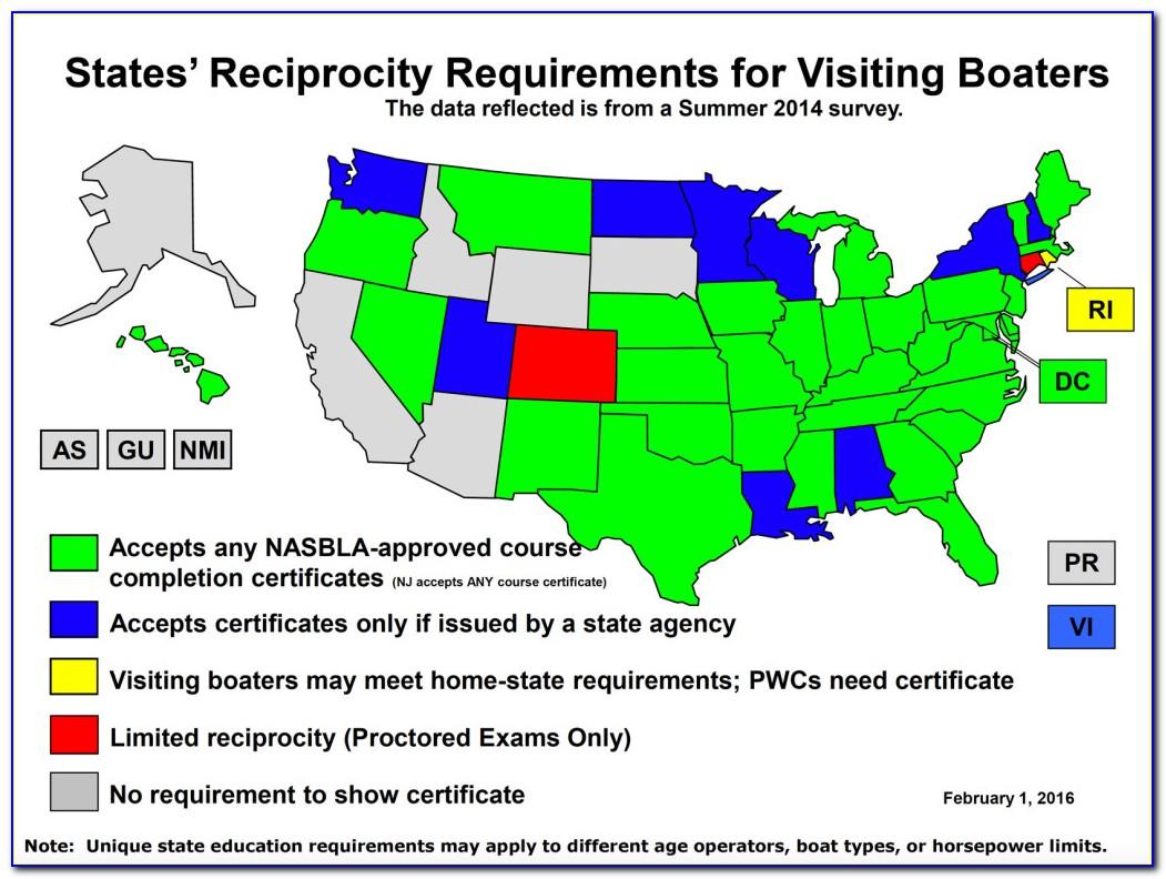 Teaching Certificate Reciprocity Florida