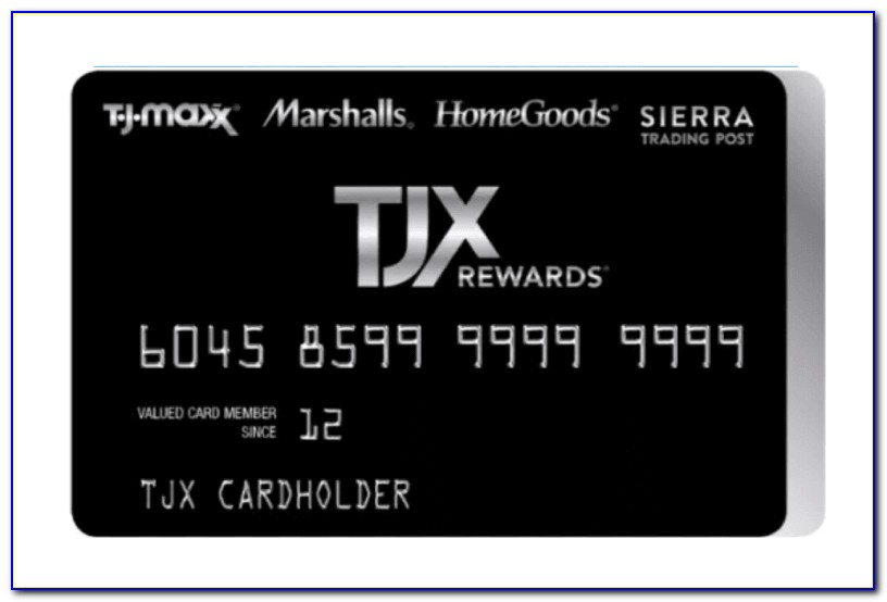 Tjx Rewards Certificate Balance