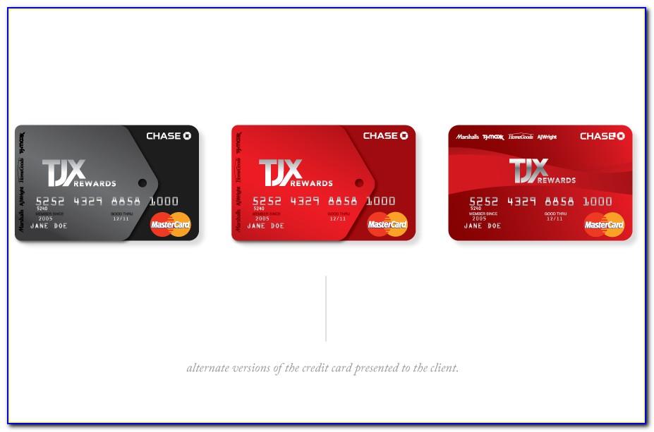 Tjx Rewards Certificates & Gift Cards