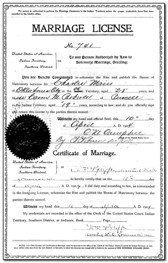 Tulare County Court Birth Certificate
