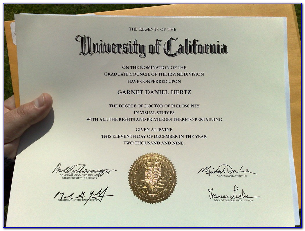 Ucsd Certificate Courses