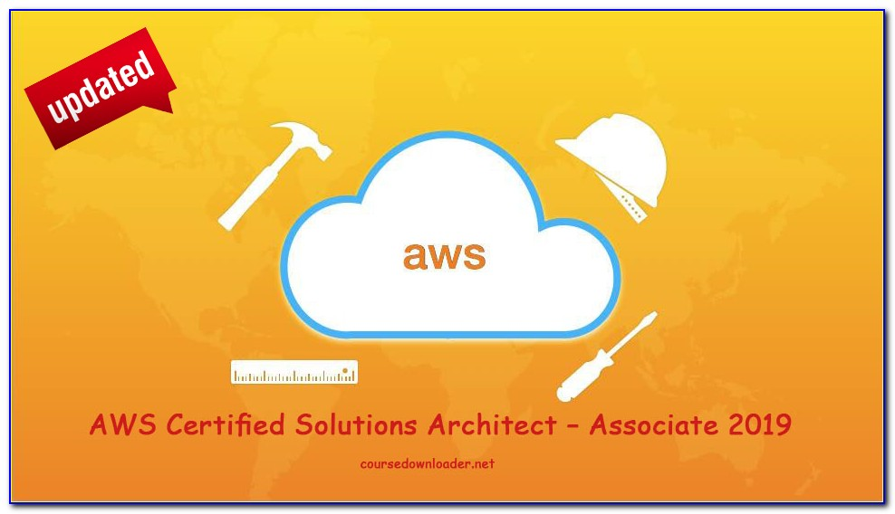 Udemy Aws Certification Courses