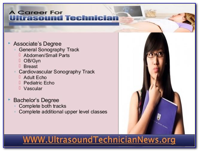 Ultrasound Technician Certification Programs Near Me