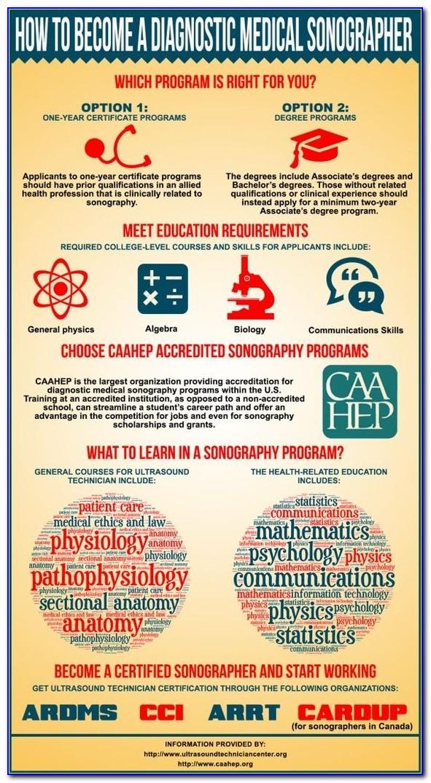 Ultrasound Technician Certification Programs Nyc