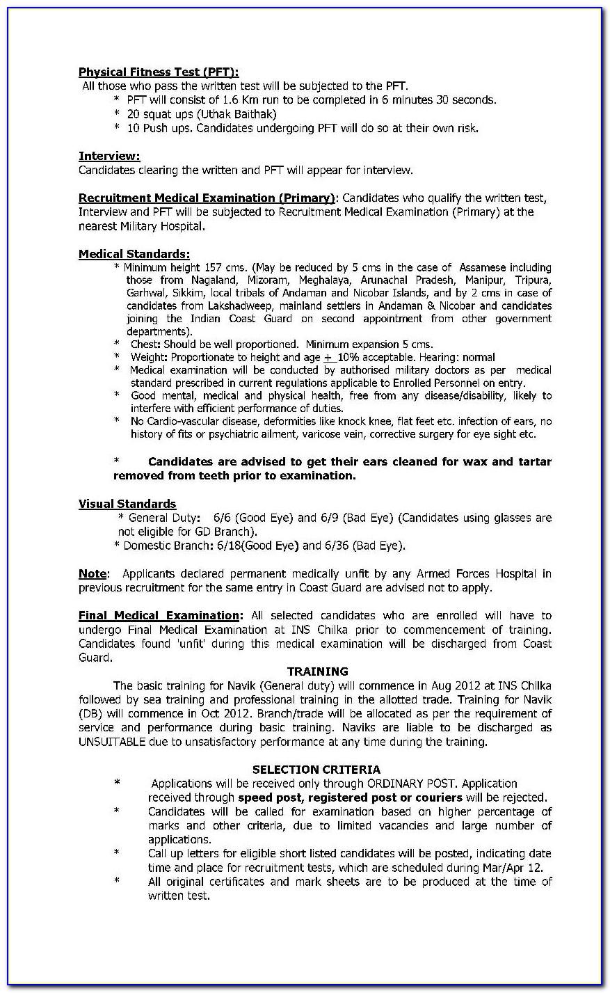 Uscg Medical Certificate Grace Period