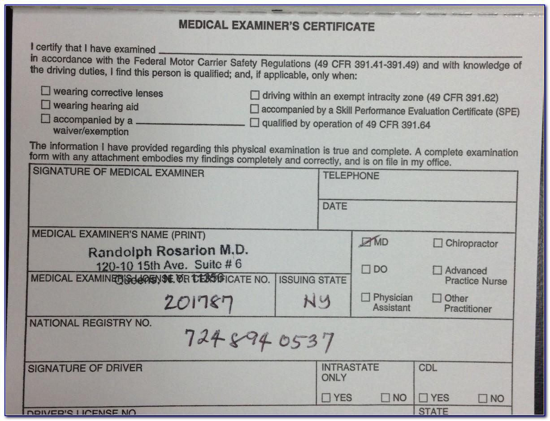 Uscis Birth Certificate Translation Template