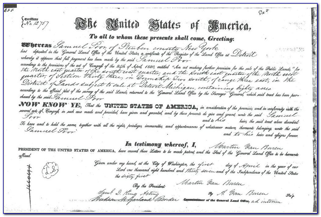 Washtenaw County Michigan Birth Certificates
