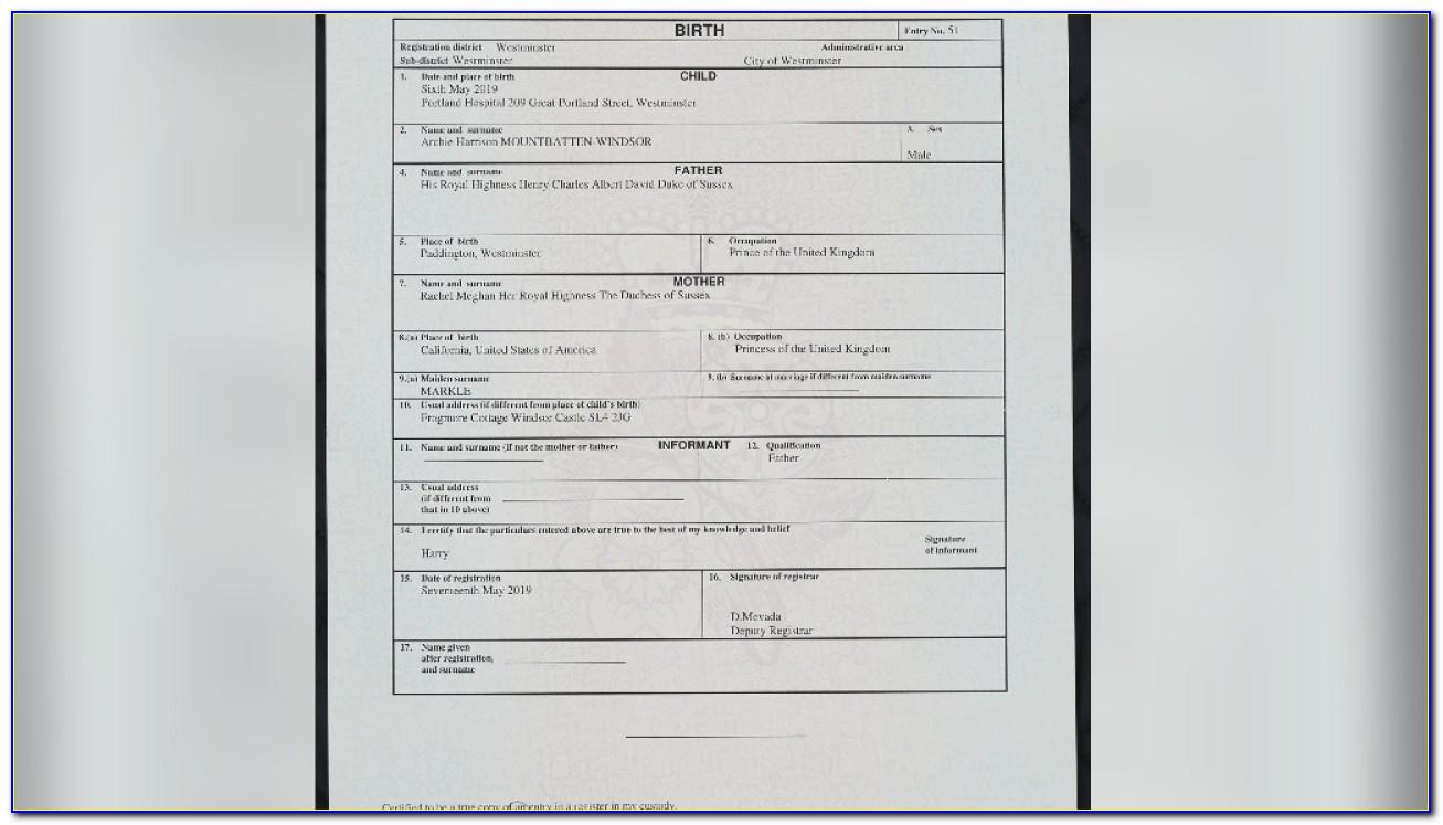 Washtenaw County Order Birth Certificate