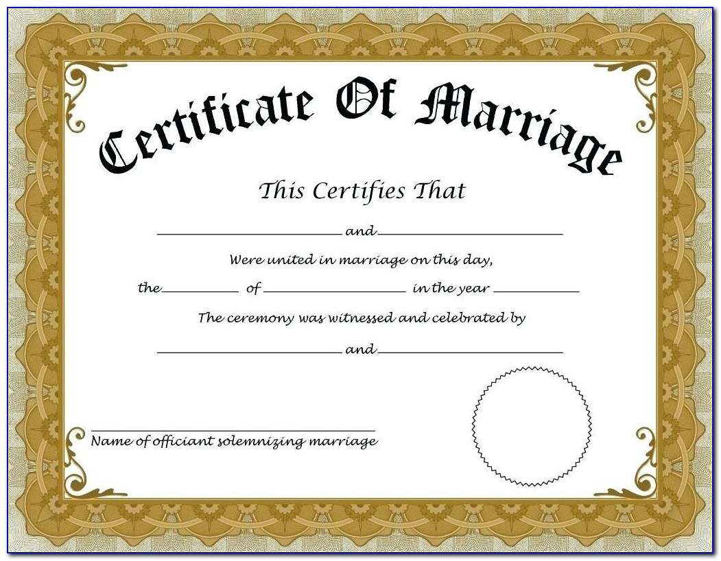 Wedding Officiant Certified