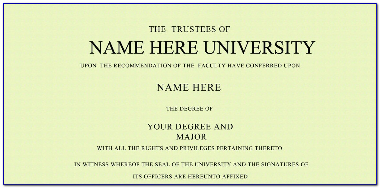 What Is A Certificate Degree In College
