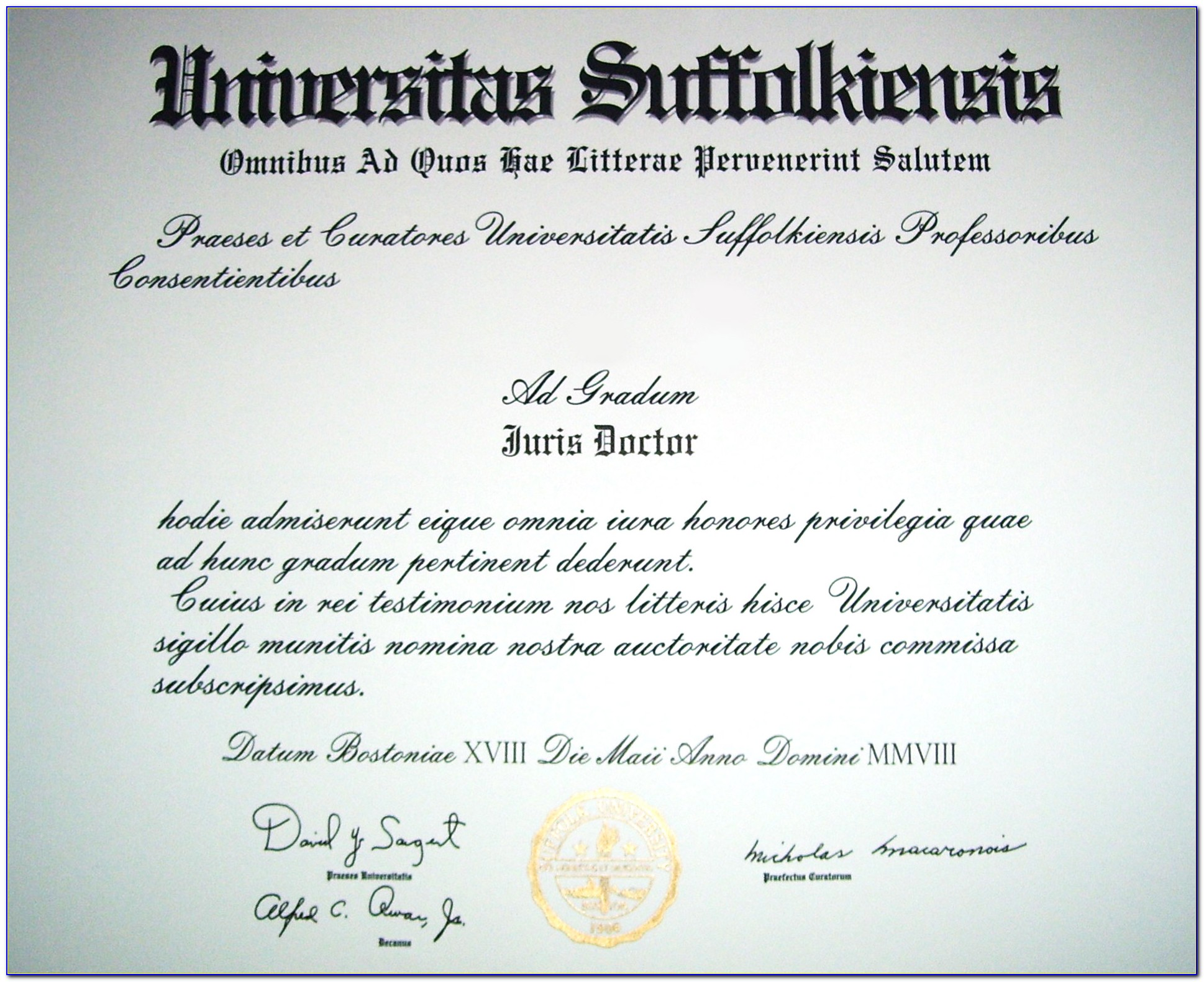 What Is A Certificate In College Mean