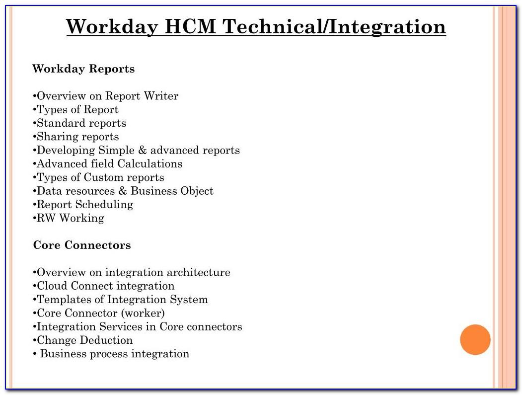 Workday Hcm Certification Uk